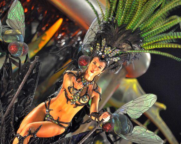el carnaval es político