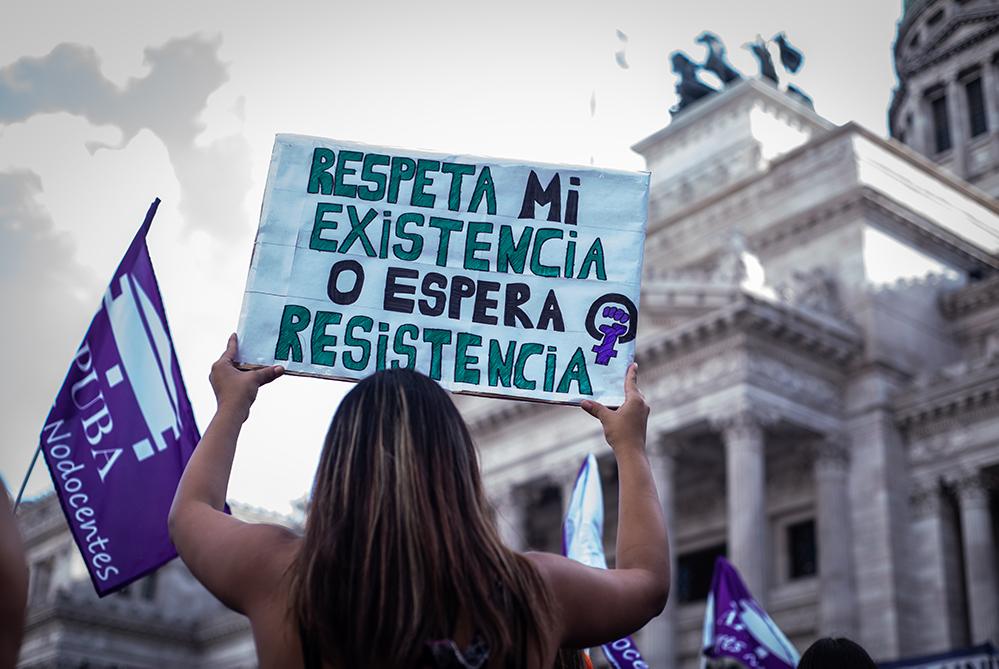 Paro internacional feminista